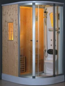Cabine de douche hammam : à quel prix l'avoir ?