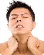 Mal au cou : D'où vient-il
